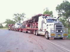 27 best aussi trucks images on pinterest rigs road train and pendants kenworth t904 roadtrain hunt heavy haulage publicscrutiny Gallery