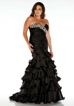 3390dab6d41 18 Best Plus Size Prom Dresses images