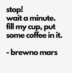 Coffee Puns, Coffee Cup Art, Coffee Facts, Coffee Talk, Coffee Is Life, I Love Coffee, Coffee Humor, Coffee Drinks, Coffee Shop