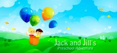 Jack and Jill's Preschool Adventure (best free Android apps for kids)