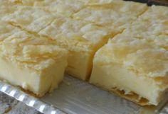 Házi krémes Gabitól | NOSALTY – receptek képekkel Sweet Recipes, Cake Recipes, Something Sweet, Camembert Cheese, Dairy, Sweets, Desserts, Food, Cakes