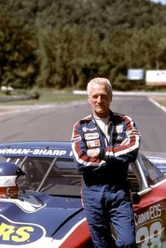 Paul Newman - SCCA Nationals Lime Rock he tested and raced out at Moroso and was a solid driver as far as I could see c