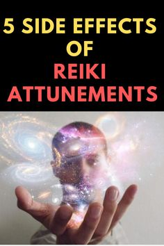Reiki is a Japenese technique to promote relaxation, reduce stress, and support the body in healing itself.  Here is a list of 5 side effects of Reiki attunements.  #reiki, #reikiattunement, #attunements, #reikiattunementssideeffects, #sideeffects, #cryingduringreikiattunement, #reikinegativesideeffects, #disadvantagesofreiki