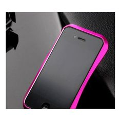 Good Value Of Deff Cleave Draco iv Aluminum case for iPhone 4/4S - Pink