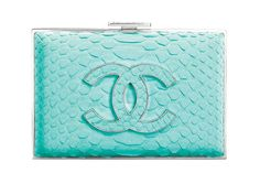 Chanel's Double CC Clutch