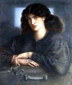 Lady Pity by Dante Gabriel Rossetti