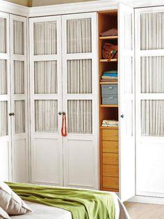1000 images about recamaras para piso 1 on pinterest - Puertas para armarios empotrados leroy merlin ...