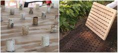 15 elképesztő, DIY kiegészítő a kertbe!