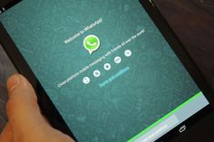 WhatsApp for Android Tablet: WhatsApp is the most preferred Instant Messenger application on all the Instant Messenger, Apps, Best Smartphone, Whatsapp Messenger, Applications, Desktop Computers, Free Things, Tech News, Geek Stuff