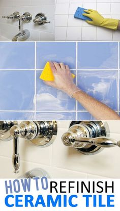 How to Paint Ceramic Tile                                                                                                                                                                                 More