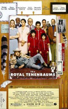 Los Tenembaums. Una familia de genios (2001). 7/10