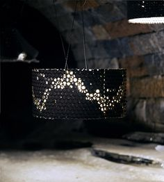 Industrial and raw! Must have this lamp! -  Butong.eu