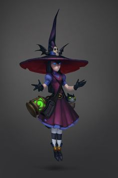 Character Concept Voting for August 2014 - Polycount Forum