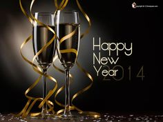 65 Superb New Year Wallpaper 2014