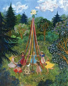 """""""May Day"""" by Phoebe Wahl"""