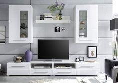 Obývací stěna ENRIQUE 2 - Sconto Nábytek