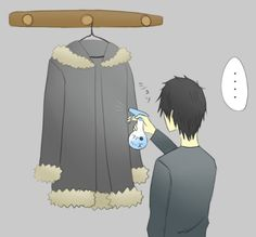Izaya Orihara — Why does this make me laugh so much?