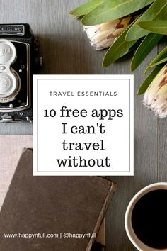 Budget Travel | Travel Apps | Free Kindle Books | Must Haves Before Traveling | Free Apps