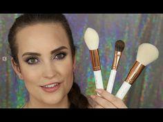 PREMIERA NOWEJ linii pędzli do makijażu GlamBRUSH + ROZDANIE!!! - YouTube Test Video, Facebook, Youtube, Beauty, Instagram, Prague, Beauty Illustration, Youtubers, Youtube Movies