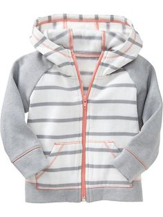 Old Navy | Fleece Raglan-Sleeve Hoodies for Baby