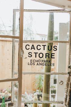 Cactus Store in LA