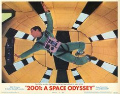 2001 A Space Odyssey, 1968