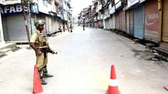 On the occasion of Eid-ul-Zuha, curfew would be imposed in 10 districts of Kashmir today.