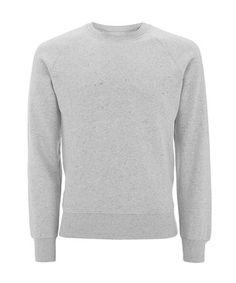 Unisex Sweatshirt (100% organic cotton) by Green Fibres