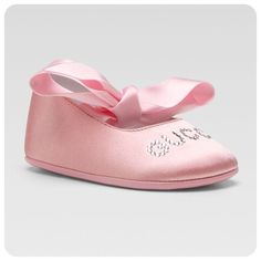 """Spotted while shopping on Poshmark: """"Gucci baby ballerina""""! #poshmark #fashion #shopping #style #Gucci #Shoes"""