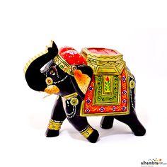 Elefante Multicolor Elefante Hindu, Rangoli Ideas, Elephant Parade, Vintage Elephant, Around The World In 80 Days, Chinoiserie Chic, Elephant Design, Animal Sculptures, Clay Art