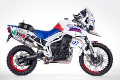 Icon got mad again! Raiden Tiger 800 XCs for desert baja. You go, boys!