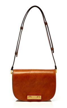 Brown Shoulder Bag by Marni Now Available on Moda Operandi