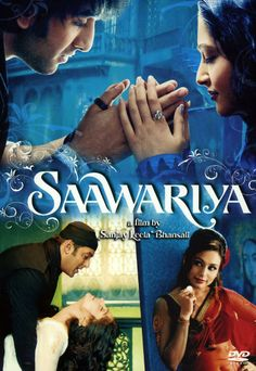 Salman Khan, Rani Mukerji, Ranbir Kapoor, and Sonam Kapoor in Saawariya Hindi Movies, Sanjay Leela Bhansali, Dance Numbers, Music Of The Night, Dvd, Ranbir Kapoor, Sonam Kapoor, Full Movies Download, Love Stars