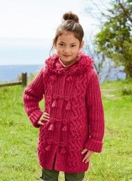 Bergère de France is the leading French wool manufacturer. Buy your knitting wools, patterns and all accessories online. Kids Tops, Coat Patterns, Knitting Patterns, Long Sweaters, Long Sleeve Tops, Pink Ladies, Kids Outfits, Crochet Ideas, Beaded Bracelets