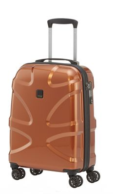 Titan X2 Flash Trolley S 4 Rollen Copper