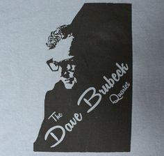 Dave Brubeck  • via SuperSweetShirts