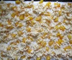 Quark-Obst-Streuselkuchen (vom Blech)