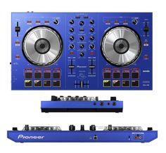 NEW PIONEER DDJ-SB PRO DIGITAL USB DJ CONTROLLER TURN TABLE MIXER SOUND - BLUE in Sound & Vision, Performance & DJ Equipment, Digital Vinyl Systems (DVS) | eBay