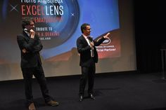 Joel and Ethan Coen - co-presidents of the jury of the 68th edition of the Cannes Film Festival