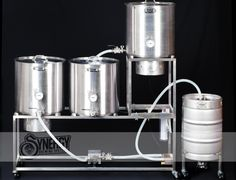 Synergy Metal Working - One of my Home Brewery options for the Spring 2013.