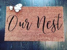 Our Nest Doormat