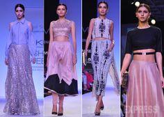 LFW 2014: Neha Dhupia stuns on the ramp, Mandira Bedi makes her ramp debut as designer