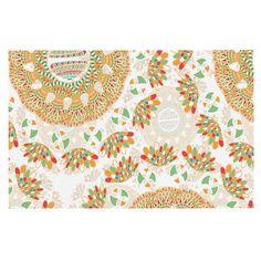 """Miranda Mol """"Bohemian Bright"""" Geometric Multicolor Decorative Door Mat"""