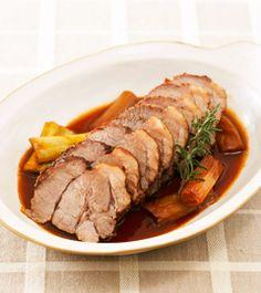 アメリカン・ポーク 肩ロースのとんかつソース | レシピ | アメリカン・ビーフ&アメリカン・ポーク公式サイト(米国食肉輸出連合会)
