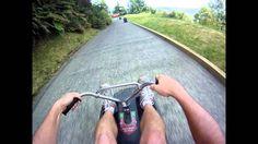 Rotorua Luge. what im doing in new zealand