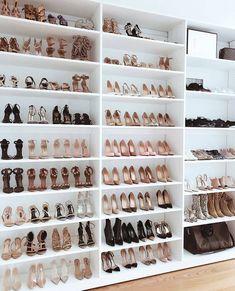 Pink Walk In Closet Design . Pink Walk In Closet Design . 10 Of the Most Beautiful Walk In Closets Found On California Closets, Walk In Closet Design, Closet Designs, Master Closet, Closet Bedroom, Master Bedroom, Bedroom Scene, Shoe Room, Shoe Wall