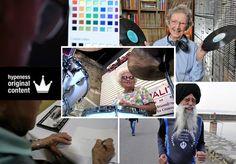 HUYPENESS 5 idosos que fazem coisas que muitos jovens não chegam perto de conseguir