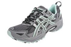 Amazon.com | ASICS Women's GEL-Venture 5 Running Shoe (7 B(M) US, Frost Gray/Silver/Soothing Sea) | Running