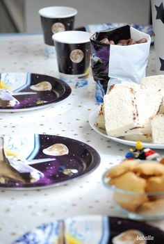 space party /fiesta astronautas