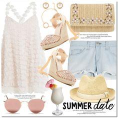 Summer Date: The Beach